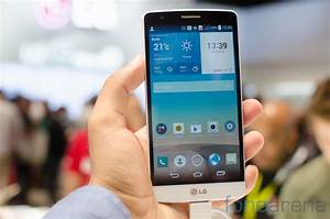 LG G3 S Hands On and Photo Gallery