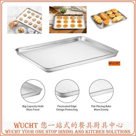 baking aluminium tray pan sheet wucht commercial