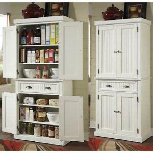 Tall Kitchen Pantry Storage Cabinet Utility Closet