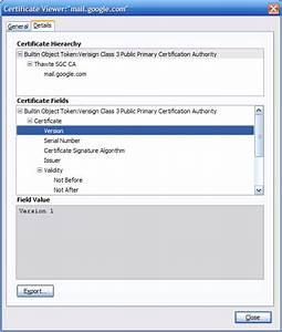 verisign intermediate ca certificates With verisign document signing