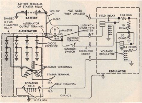 57 Ford Truck Wiring Diagram by Wiring A 1g Alternator 57 F100 Ford Truck Enthusiasts