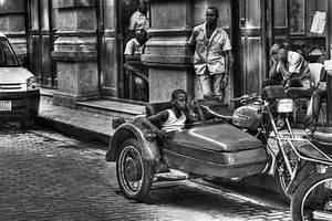 Cuba - Bad Boy Hdr Sidecar by Amador Esquiu Marques