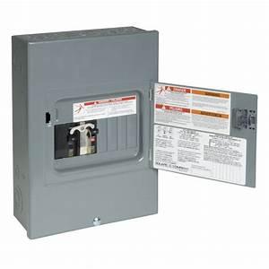 Square D Qo Generator Panel
