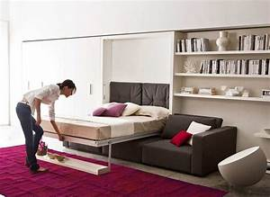 Schrankbett Mit Sofa Günstig : gro wohnwand mit schrankbett bilder die besten wohnideen zusammen mit modern badezimmer konzept ~ Bigdaddyawards.com Haus und Dekorationen