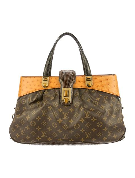 louis vuitton monogram waltz oskar bag handbags