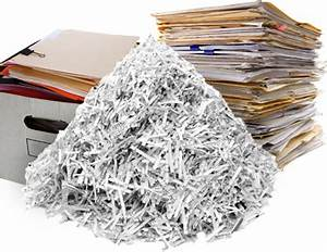 Document shredding for Document shredding pick up