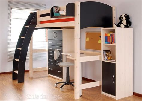 diy loft bed with desk murphy bunk beds with desk woodworking projects plans