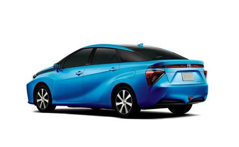 age si鑒e auto toyota l auto a idrogeno di produzione si chiama mirai motorage generation
