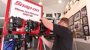Snap-on Par1188 Pitman Arm Puller Demonstration