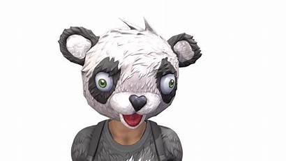 Fortnite Leader Team Panda Skin Skins Outfit