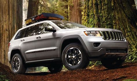 A Power Packed Driving With Grand Cherokee 2011 In San