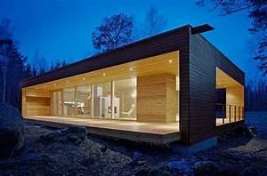 Maison Contemporaine  Maison Design Plusvilla