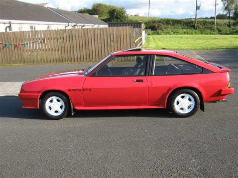 Opel Manta For Sale by Manta Gte Hatch Cars For Sale Opel Manta Owners Club