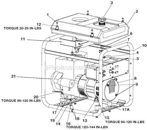 devilbiss gbfe6010 parts list and diagram type 0