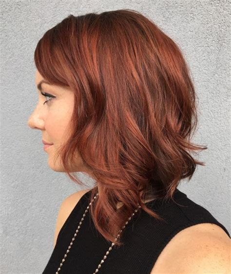 Auburn And Hairstyles by 60 Auburn Hair Colors To Emphasize Your Individuality