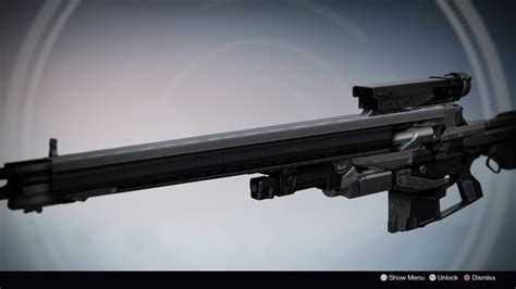Exotic Heavy Sniper Rifle Concept By