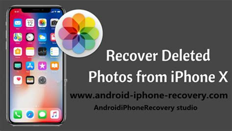 recover deleted  lost data  iphone xxsmaxxr