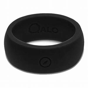 qalo men39s silicone wedding ring With qalo men s silicone wedding ring