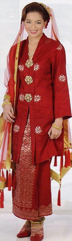 muslim wedding party 34 best images about kebaya baju panjang songket on