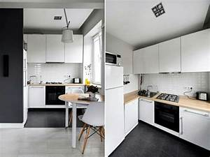 Small Apartment In A Scandinavian Style Of Life And