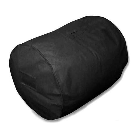 sac noir pour linge de lit housse couette et oreiller achat vente housse de rangement sac