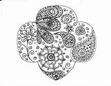 Scout Coloring Brownie Scouts Trefoil Pages Junior Daisy Craft Paisley Shirts Crafts Elf Sheets Template Sheet Troop Printables Cookies Brownies sketch template