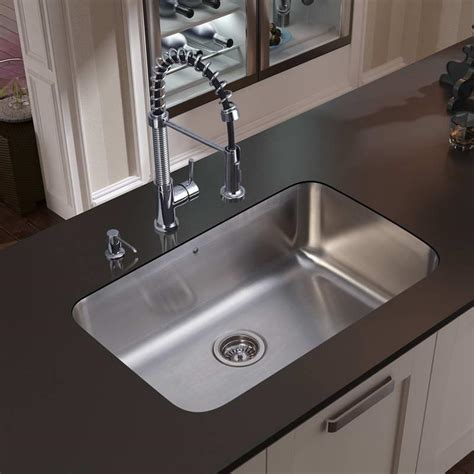 how to replace a sink kitchen install undermount sink with elegant design how