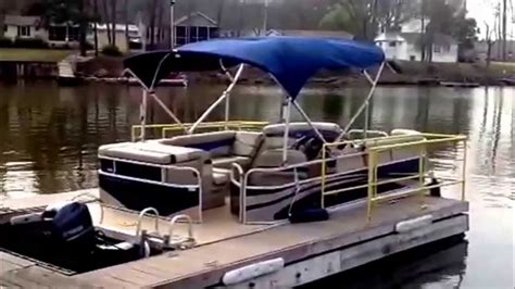 2013 Bennington Pontoon For Sale by 2013 Bennington 20 Used Pontoon For Sale Lake Wateree