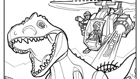 Kleurplaat Jurassic Park by Coloring Page 1 Coloring Pages Activities Jurassic