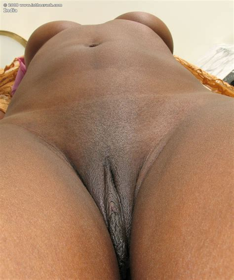 Indias Black Pussy Closeup Sexy Models
