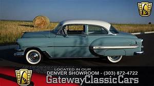 1954 Chevrolet Bel Air Now Featured In Our Denver Showroom