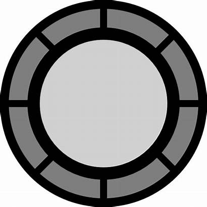 Symbols Clip Map Symbol Round Vector Signs