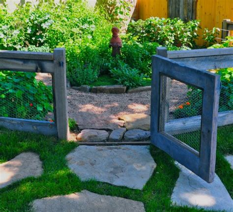 15 diy garden fence ideas that will create the ultimate