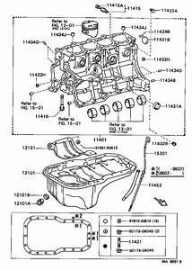 Toyota Celica Engine Expansion Plug