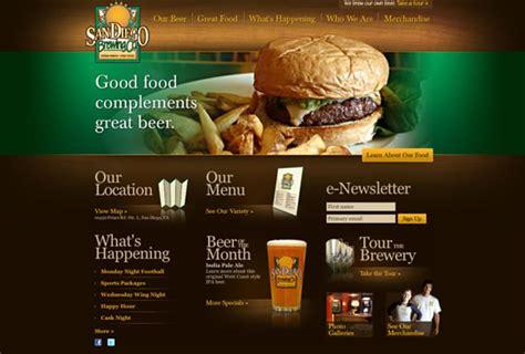 cuisine site 40 tasty restaurant websites to inspire you web design