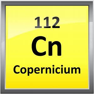 112-Copernicium - Science Notes and Projects
