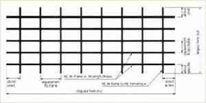 Treillis Soudé Maille 10x10 : panneau treillis soud maille 50x50 ~ Dailycaller-alerts.com Idées de Décoration