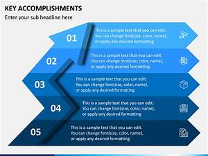 Key Accomplishments Powerpoint Template