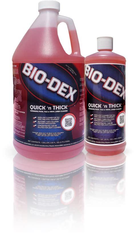 quick  thick bio dex laboratories llc