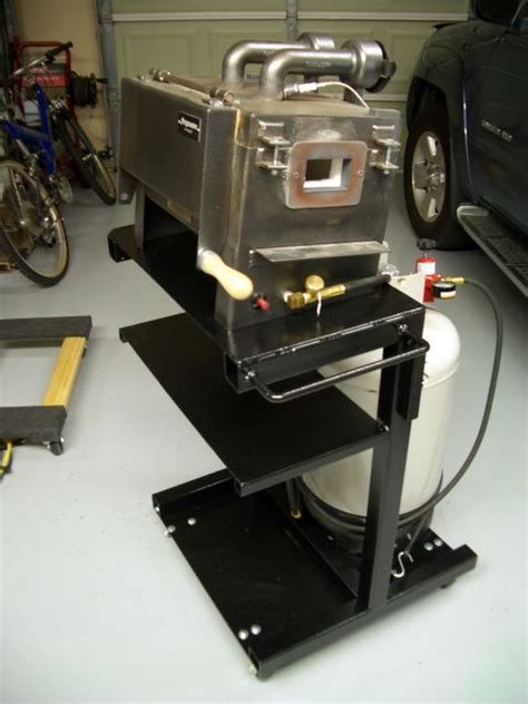 project gas forge stand