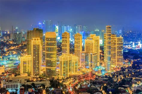 Manila City, Philipines!! A Global City