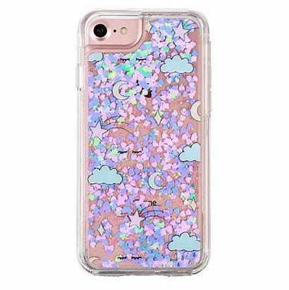 Iphone Cases Phone Glitter Liquid Sweet Dreams
