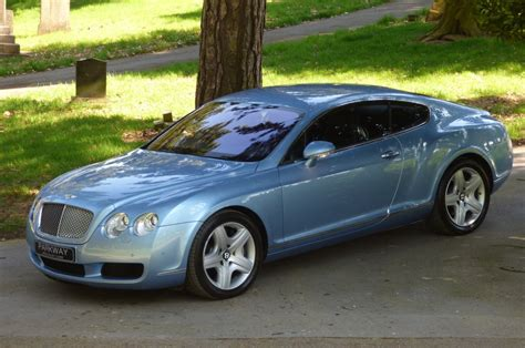 bentley continental gt   bi turbo coupe