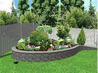 how to landscape your yard DIY Outdoor House Landscape For Front Yard And Backyard ...