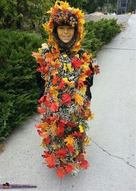 Pile of Fall Leaves - Halloween Costume Contest at Costume ...