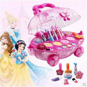 2015 hot Princess professional girls makeup set christmas