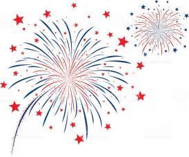 Fireworks Clip Art Vector
