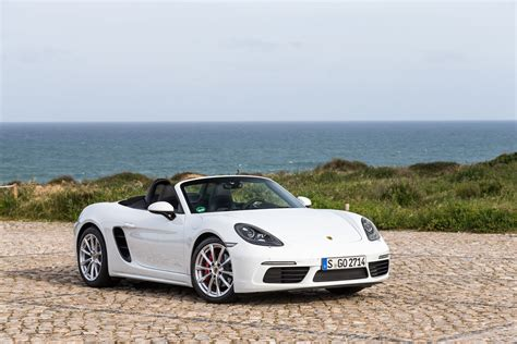 2017 Porsche 718 Boxster Reviews And Rating  Motor Trend