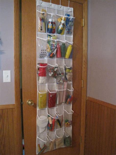 Homeschool Closet Organization Ideas by Neat Way To Organize Craft Supplies Craft Closet