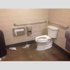 Grossest Starbucks Bathroom Byotp Bring Your Own Toilet